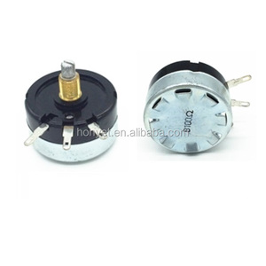 40mm 10ohm wire wound rotary sakae potentiometer 5W 10W 15W