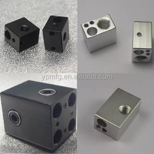 3D cnc machining printer parts from Shenzhen Yaopeng