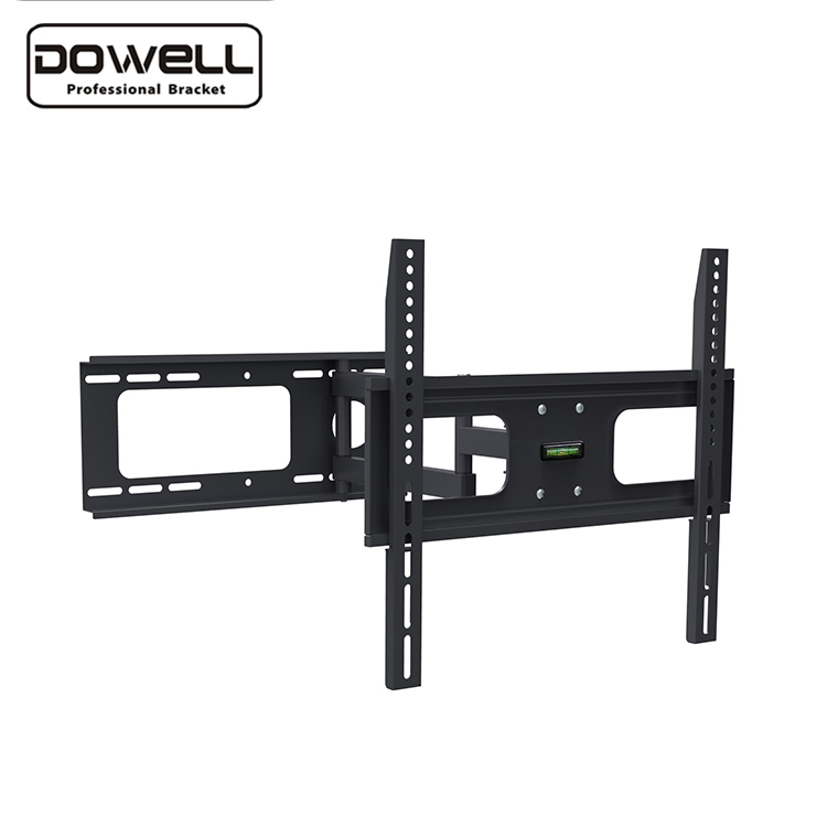 Vesa 400*400mm <strong>swivel</strong> Articulating <strong>TV</strong> wall mount <strong>bracket</strong>