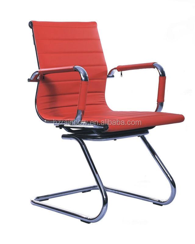 Modern Design Aluminium Alloy Armrest And Base Executive Leather ...