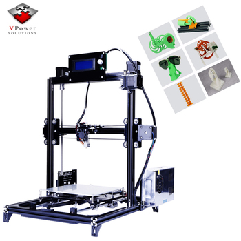 New Aluminium Structure 3d Printer Auto-leveling Diy Prusa I3 3d Printer  Kit Heated Bed Two Rolls Filament Sd Card - Buy 1tb Sd Card,Micro Sd  Card,4gb