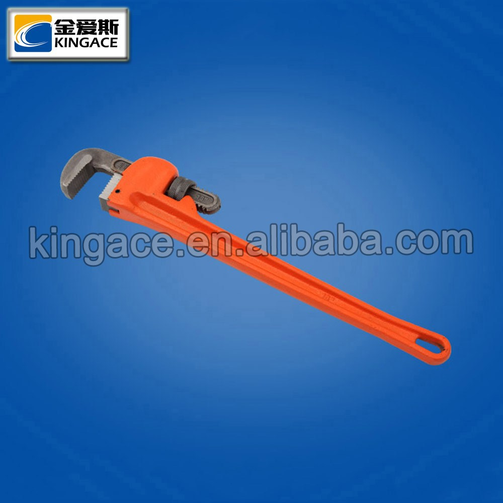 Mechanical Tools Names Pipe Wrench China Supplier