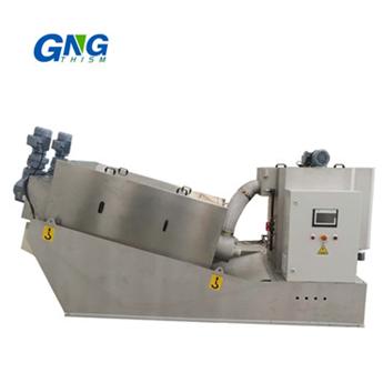 dissolved air flotation units daf machine for sewage treatment plant