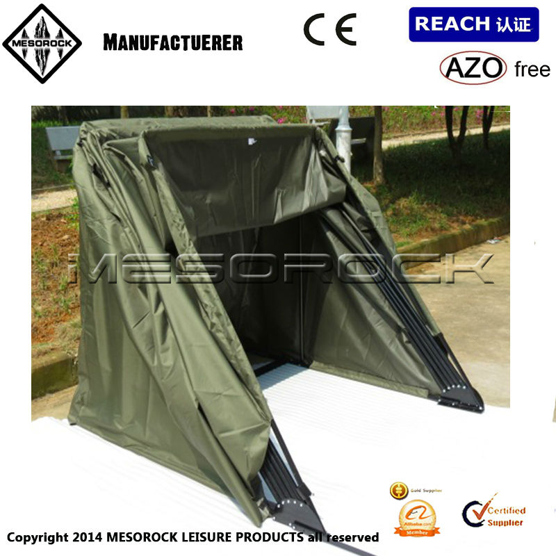 Motorcycle Portable Storage Shed Motorbike Shelter Waterproof Tent