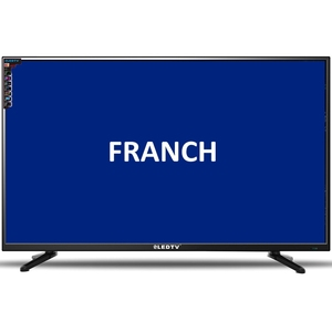 32 INCH LCD LED TV (1080P Full HD 1920x1080 Resolution 16:9 Screen) q9 tv mobile phone manual