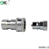 female / male hansen stainless steel quick coupling