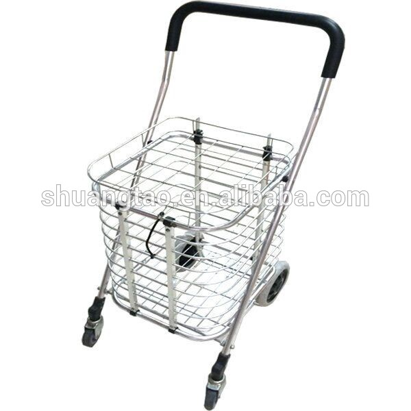 7a589b91e87 Whole Foods Market Shopping Trolley With Large Detachable Canvas Bag ...