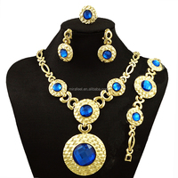 Factory directly sale jewelry findings cheap necklace and earring sets