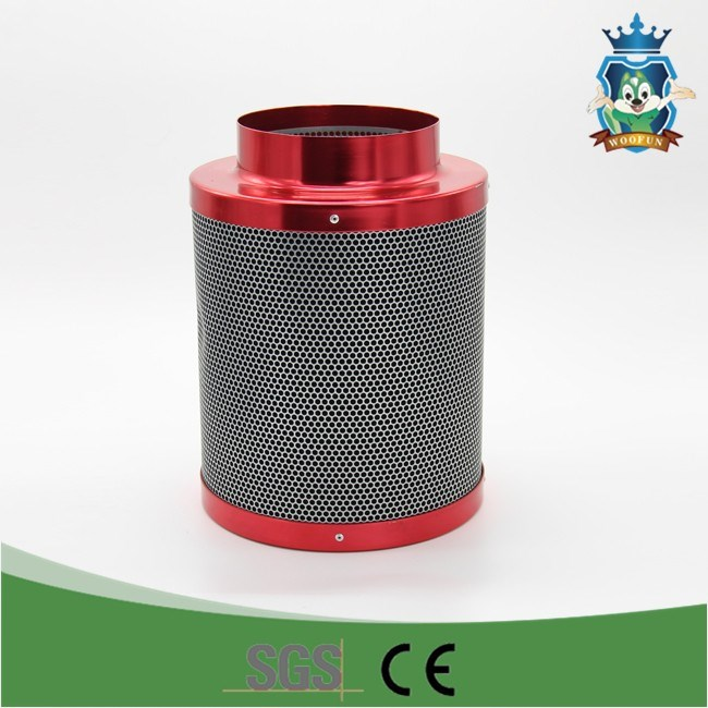 High performance removing humidity smoke active carbon air filter