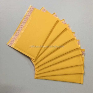China Manufacturer Golden Kraft Paper EPE Foam Mailer