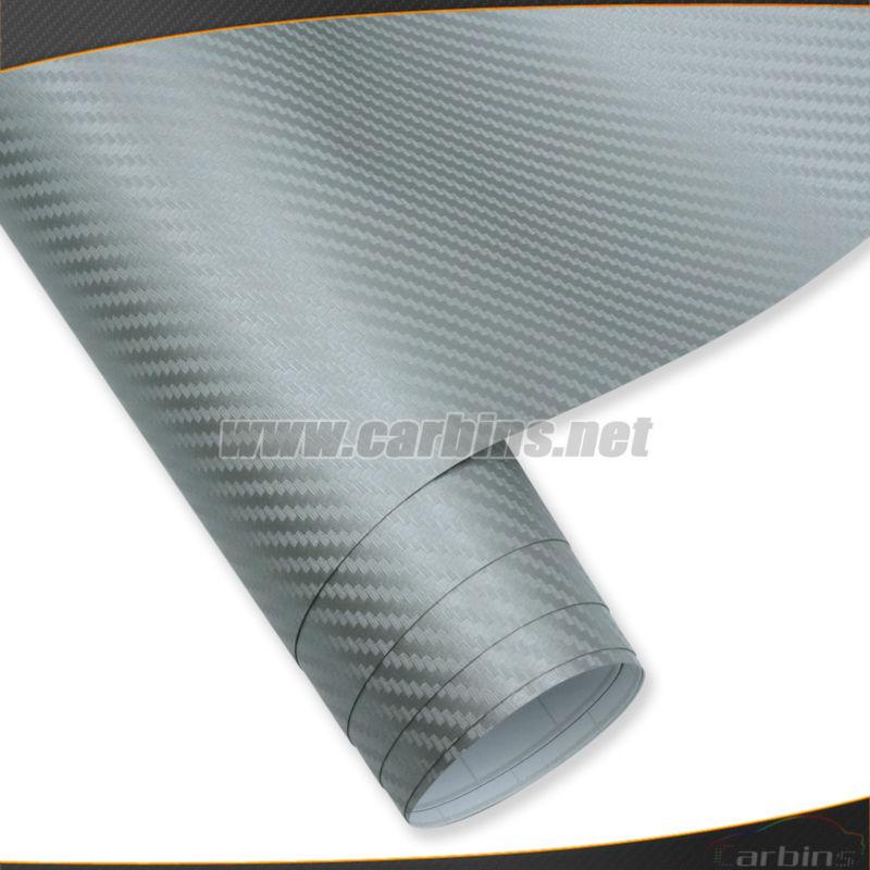feuille de fibre de carbone pour la voiture de d coration d 39 int rieur autocollant gris vinyle. Black Bedroom Furniture Sets. Home Design Ideas