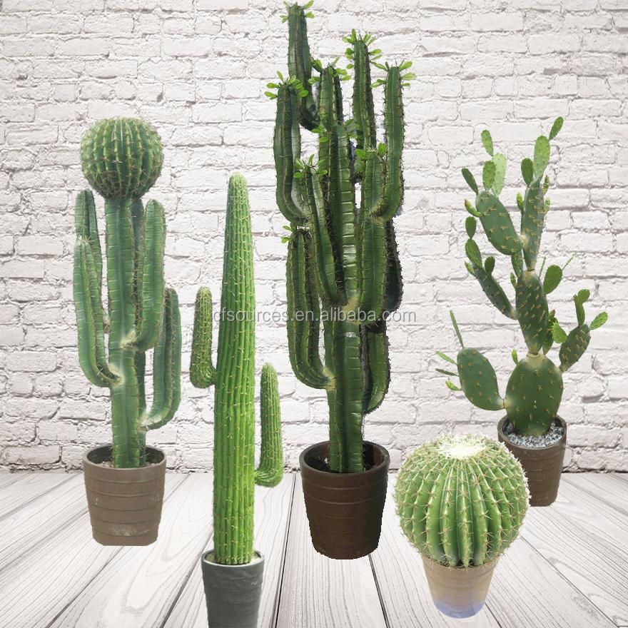 g ant cactus artificielle arbre pour parc d coration l 39 autre usine artificielle id de produit. Black Bedroom Furniture Sets. Home Design Ideas