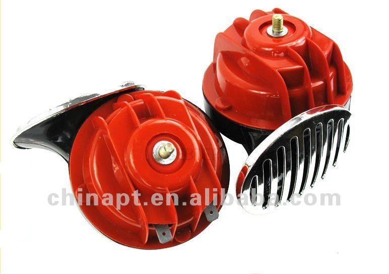Motorcycle and car electrical snail horn/ car speaker