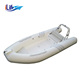 Inflatable Yacht PVC 16ft Fishing Boat With Engine