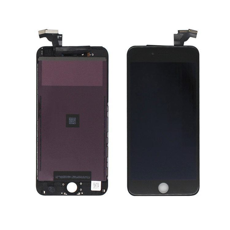 100 original lcd replacement for iphone 6 plus panel touch screen