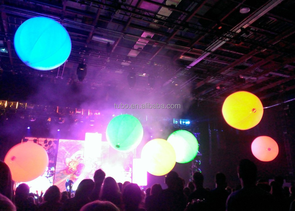 Inflatable Led Light Stand Tripod Balloon With Pole,Led ...