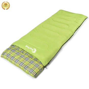 Low Price Good Quality Dacron Polyester Sleeping Bags With Pillow Bag Kids