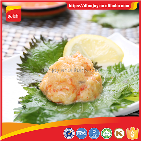 Freshwater Crawfish Tail Meat in seasoned type