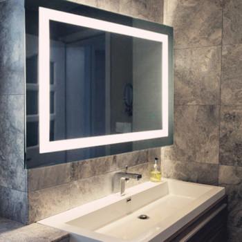 Modern Led Lighting Bathroom Mirror For Hotel   Buy Lighting Bathroom  Mirror,Led Lighting Mirror,Led Mirror Product On Alibaba.com