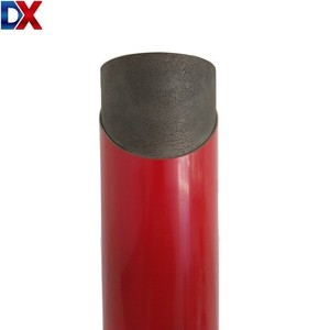 DX Supply 4inch universal type double wall pipe for small/medium size concrete boom pumps
