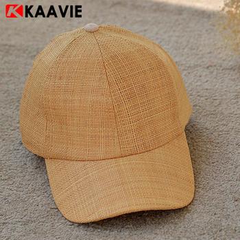 Promotional 6 Panel Baseball Cap Pattern Raffia Straw Sun Hat - Buy ... e5058749ace