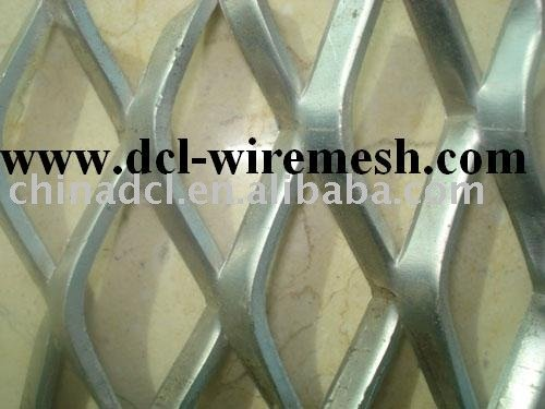Expanded Plate Mesh/Expanded Metal Fencing/Perforated Metal Mesh