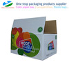 3 ply offset color printing corrugated carton box manufacturer in Guangzhou