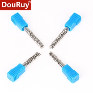 corn teeth cnc cutter machine/end mill tool grinder/end mill grinder for circuit panel & PCB cutting
