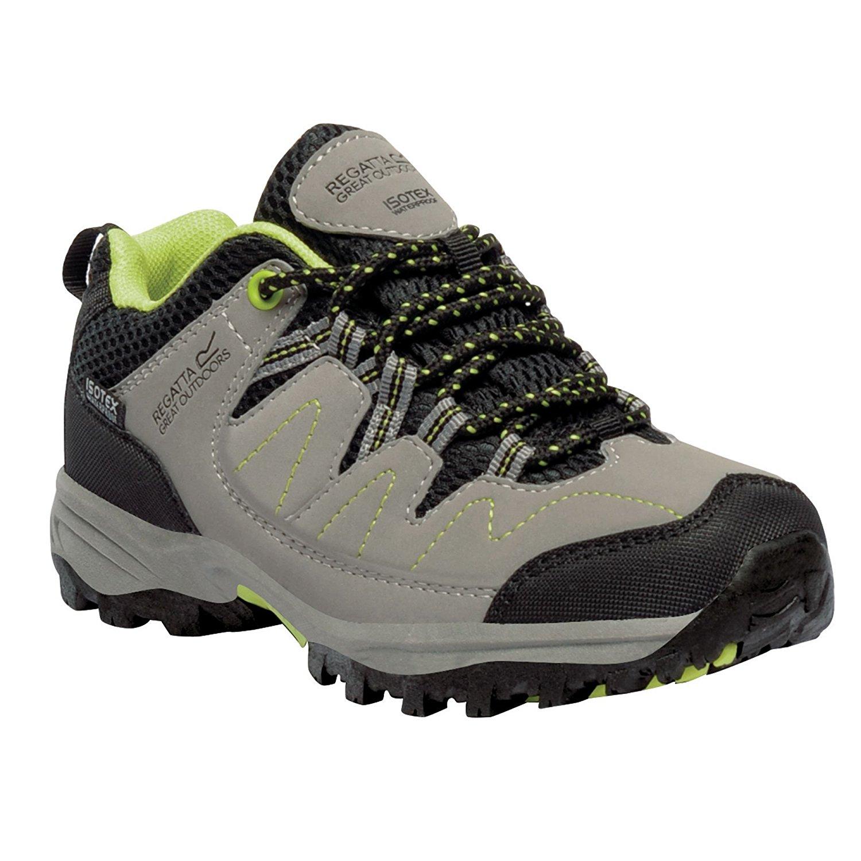 Regatta Kids Trail Holcombe Low Walking Shoes