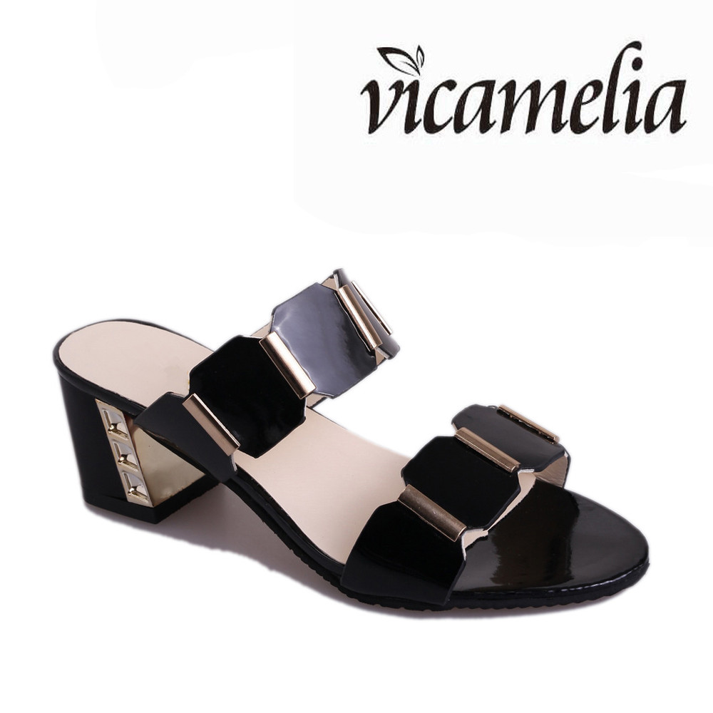Latest Fashion Open Toe Comfortable Ladies Heels Slippers Shoes Summer <strong>Sandals</strong> For Women And Ladies