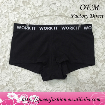 5b5aaebc036 100 Cotton Underwear For Women Best Panty Boy Cut Boxers Panty - Buy ...