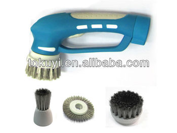 Bbq Cleaning BrushAutomatic Sponge ScrubberElectric Cleaning Brush - Automatic bathroom scrubber