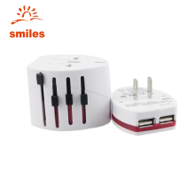 Universal Wall Plug Adapter/Best Power Adapter For Travel/EU,UK,USA,AU Outlet