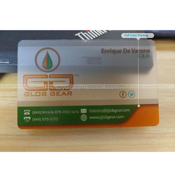 038mm thickness transparent plastic business cardhight quality pvc 038mm thickness transparent plastic business card hight quality pvc business card premium business reheart Choice Image