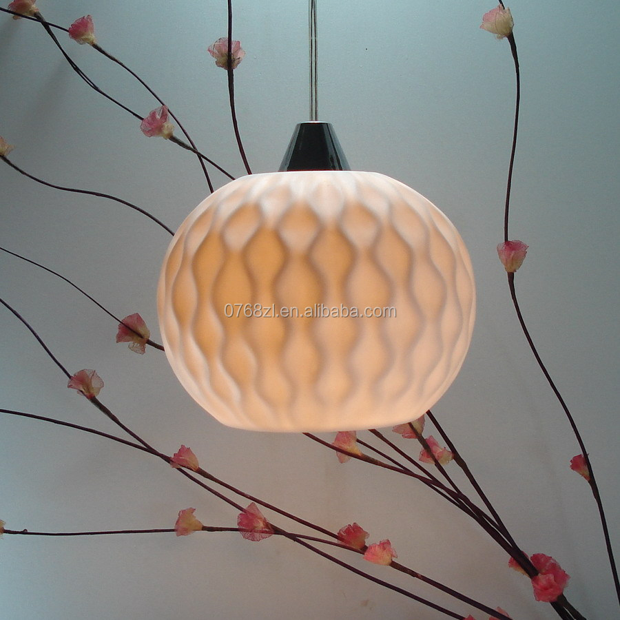 Good selling ceramic pendent light with low price