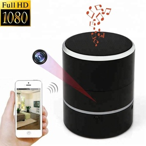 Y8 Speakers Hidden Camera 1080P Nanny Cam Security Camera Secret Wireless System Action Bluetooth Speaker Invisible Instant Toy