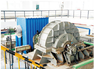 steam turbines for steam power plant