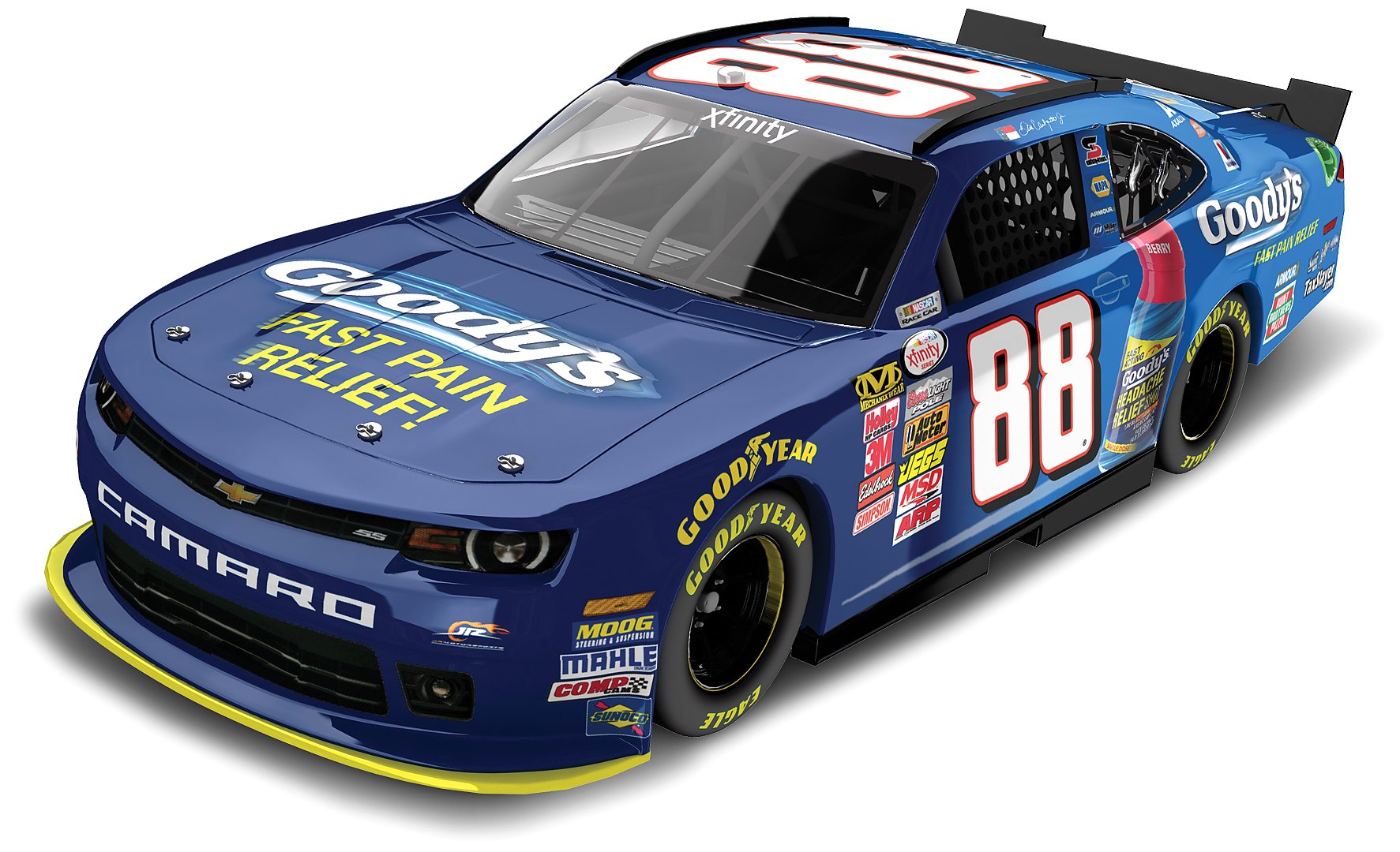 Get Quotations · Lionel Racing N885821GOEJ Dale Earnhardt Jr # 88 Goodyu0027s  2015 Chevrolet Camaro INFINITY NASCAR Series Diecast