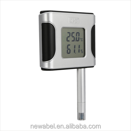 LCD Display TCP/IP Industrial Digital Temperature and Humidity Sensor