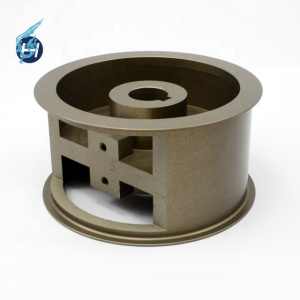 Top Professional Manufacturer Packing Gasket Bronze Casting Part/Tee Connection Sand Casting Part/Centrifugal Fan Steel Casting