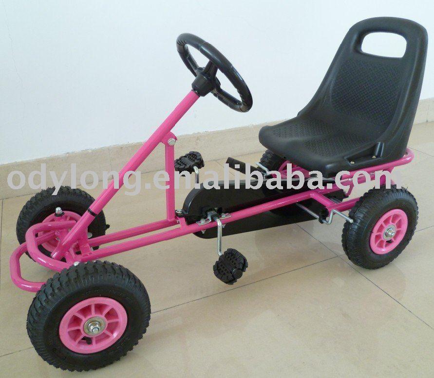 brand new go kart p dale de jouet enfants jouet p dale de v hicule kart karting id de produit. Black Bedroom Furniture Sets. Home Design Ideas