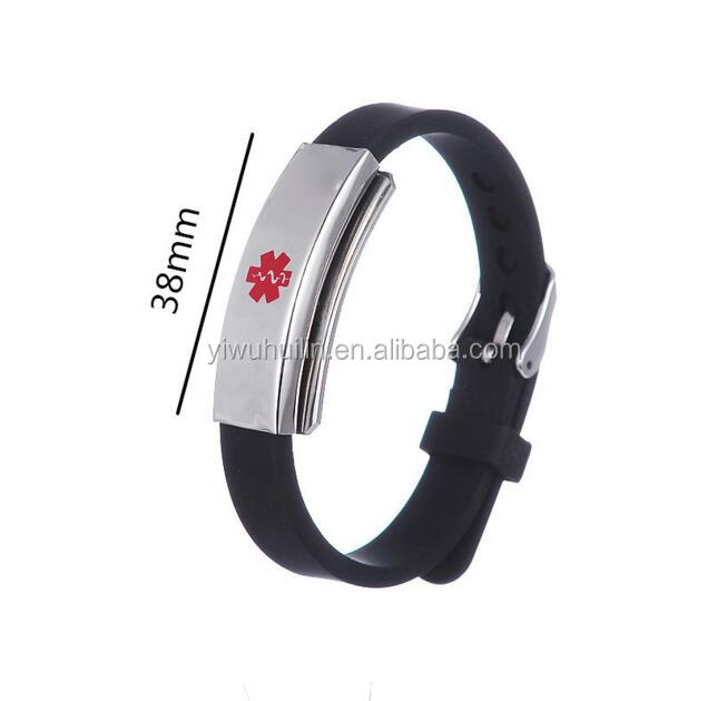 MS037 Yiwu Huilin Jewelry interchangeable bracelet leather Stainless Steel metal beads bracelet