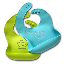 Amazon Hot Sell Custom Baby Bib Manufacturer Baby Waterproof Bib