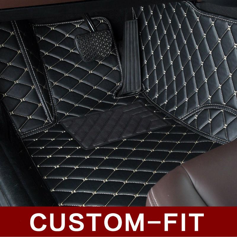 Custom Fit Car Floor Mats For Bmw 3 4 5 6 7 Series Gt M3