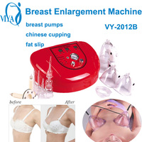2012 Newest Breast Suction Cups Breast Enlargement Beauty Machine