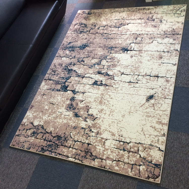Wilton polyester patchwork 3d design rugs and carpets