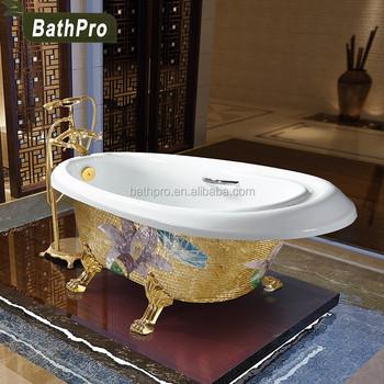Freestanding Claw Foot Tub Bathroom