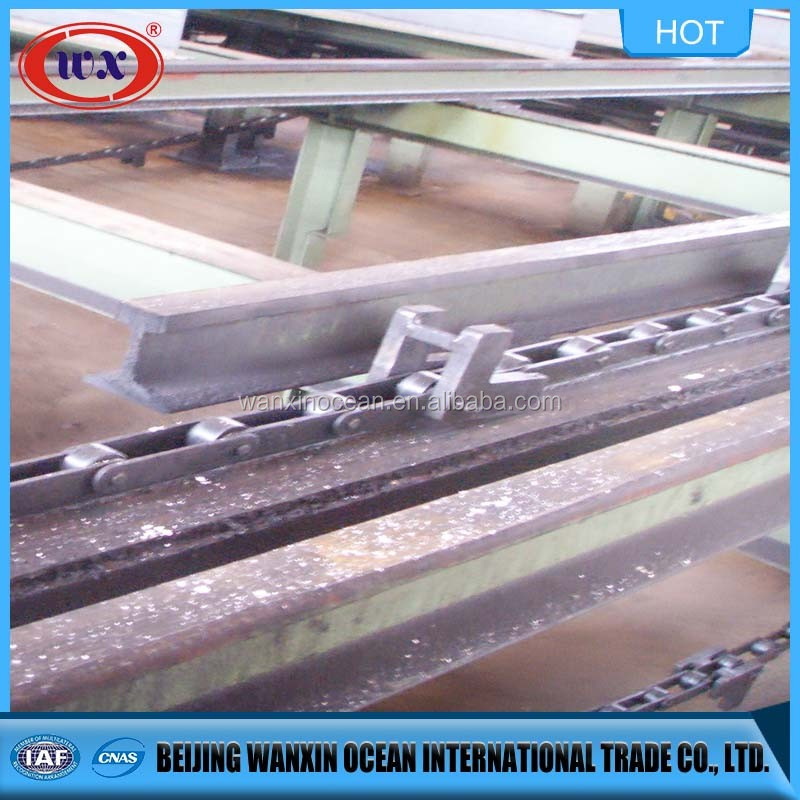 H beam automatic welding machinery line