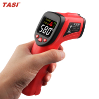 TA8202+LCD Display Non-contact IR Infrared Thermometer with Backlight Display Infrared Thermometer