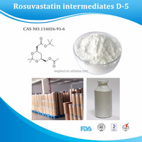 High Quality Rosuvastatin Intermediates D5 powder CAS 154026-95-6